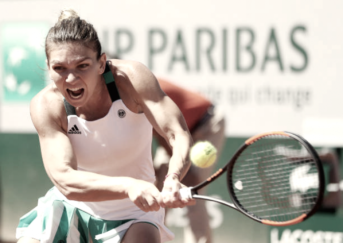 French Open finalist Simona Halep withdraws from Aegon Classic