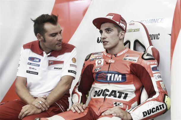 """Andrea Iannone: """"Espero que esta vez todo vaya mejor"""""""