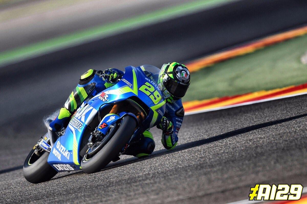 Suzuki-Iannone, storia finita: ha firmato con Aprilia