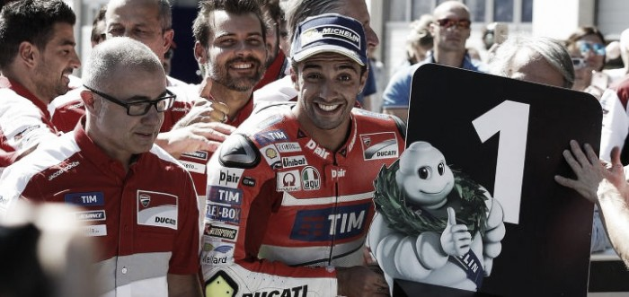 Iannone looking for consecutive win at Brno