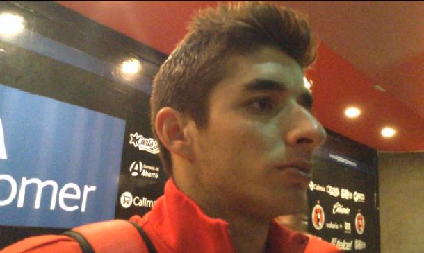 """Isaac Brizuela: """"No puedo poner 'peros', simplemente reconocer al rival que mereció la victoria"""""""