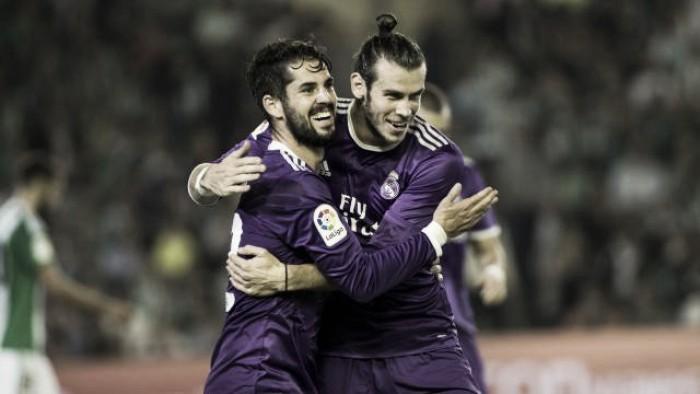 Liga, il Real Madrid dilaga in trasferta contro il Betis (1-6)
