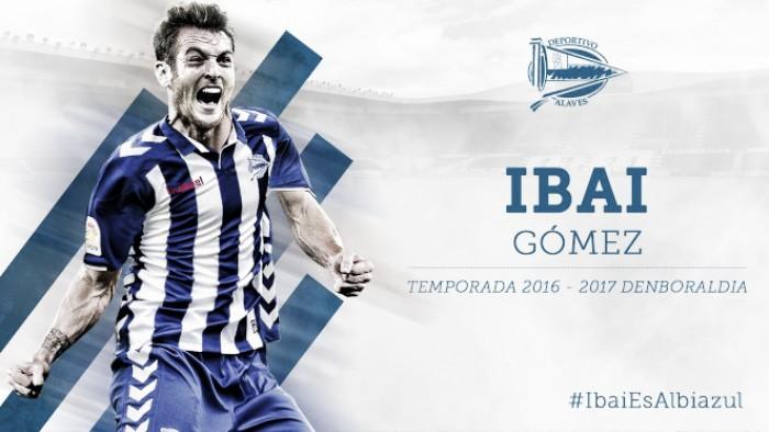 Deportivo Alavés acerta por três temporadas com meia Ibai Gómez, ex-Athletic Bilbao