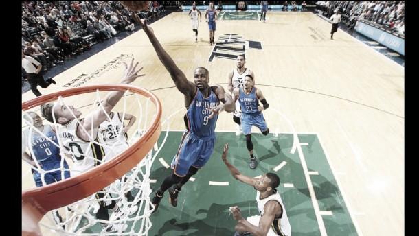 NBA, vincono San Antonio e Portland. Oklahoma espugna Utah grazie a Durant
