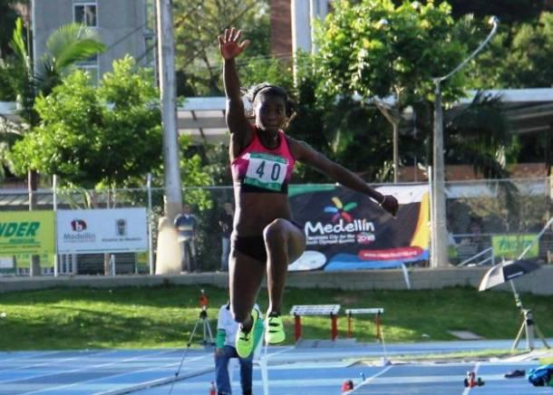 Caterine Ibargüen a la final de Triple Salto en el Mundial de Atletismo