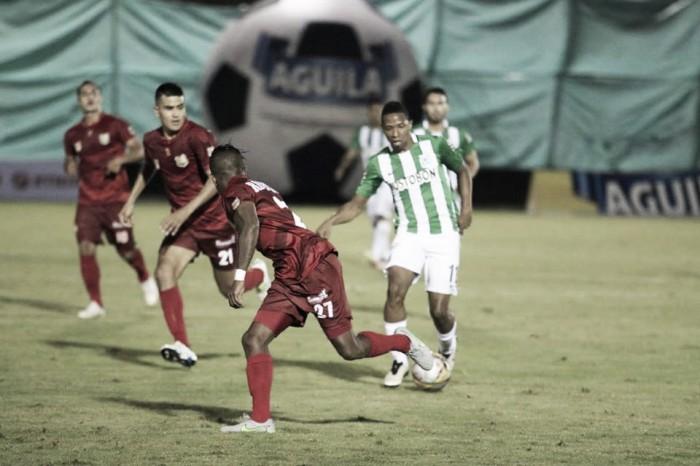 Andrés Ibargüen de reencuentro con el gol
