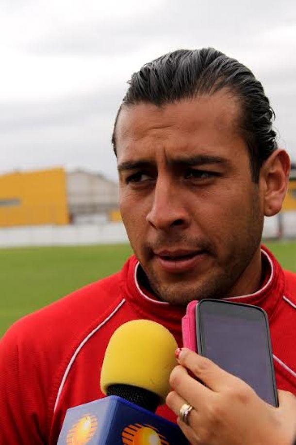 """Jorge Ibarra: """"El equipo está muy bien"""""""
