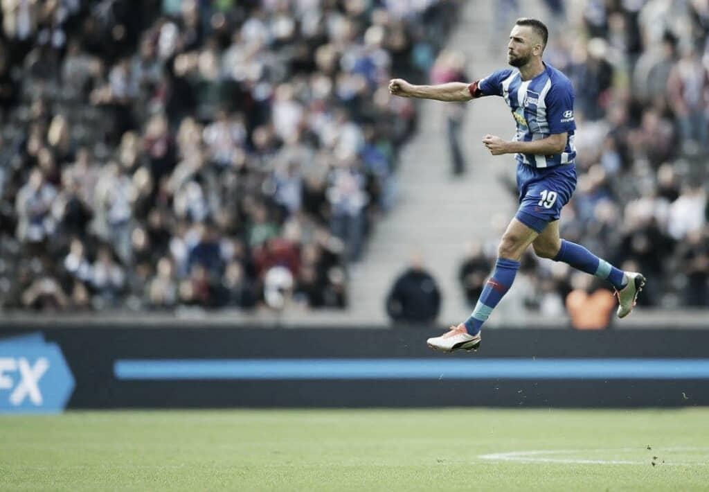Hertha firma el mejor arranque de su historia