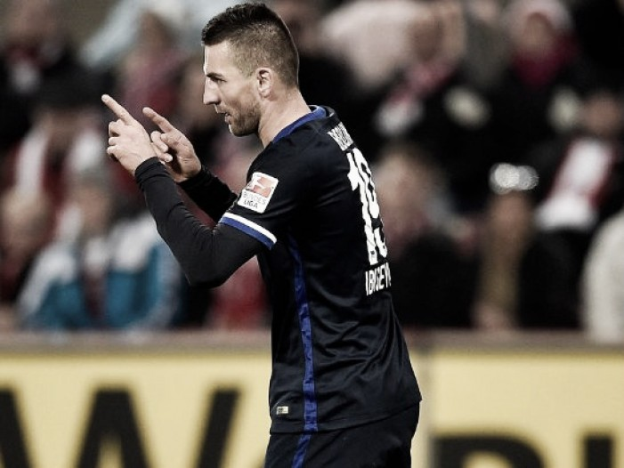 1. FC Köln 0-1 Hertha BSC: Ibisevic's strike seals three points for capital club