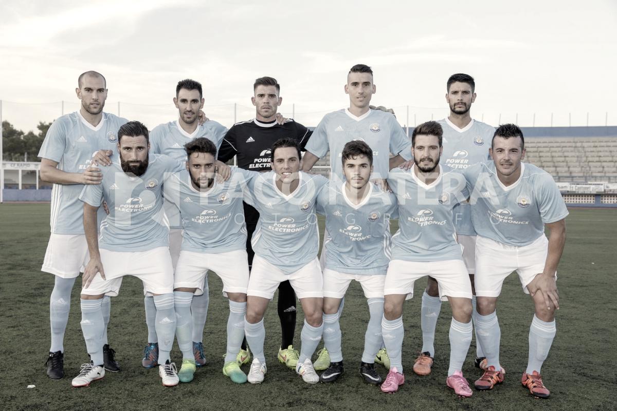 UD Ibiza: un rival duro en primera ronda para el Algeciras