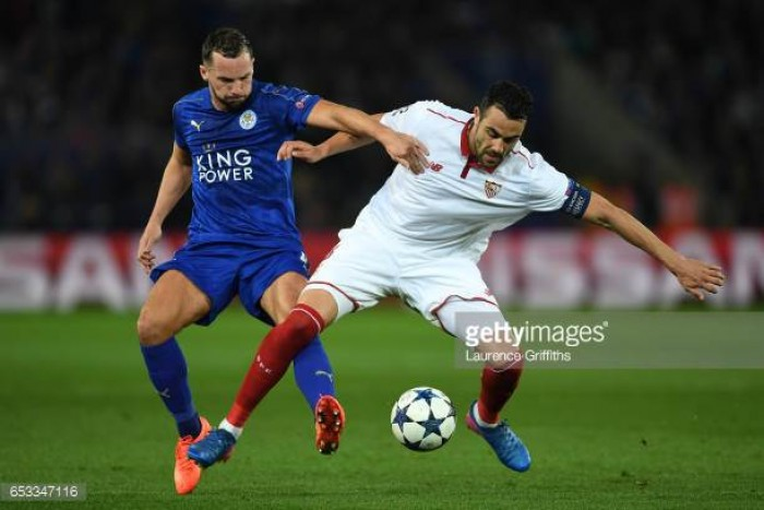 Leicester agree £12m deal to sign Seville captain Vicente Iborra