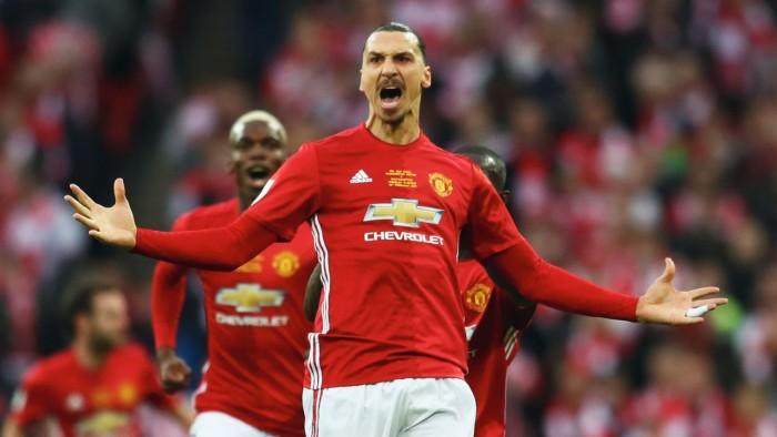 Zlatan, el conquistador