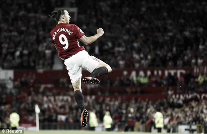 Manchester United 2-0 Southampton: Ibrahimovic shines as United trample Saints