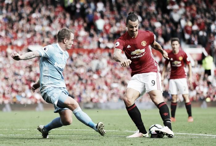 United sai na frente, mas cede empate ao Stoke City e segue fora do G-4 da Premier League
