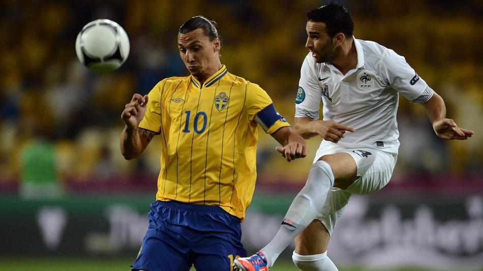 Suecia-Francia: Puntuaciones de la selección sueca