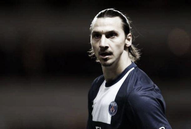 Ibrahimovic descarta transferência para o Borussia Dortmund