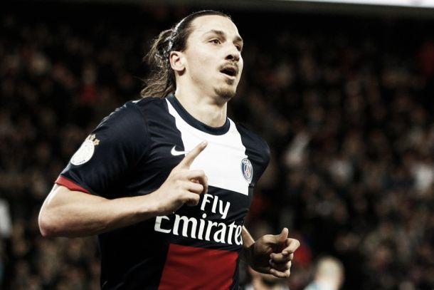 Ibrahimovic decide, PSG vence Saint-Étienne e dispara na liderança da Ligue 1