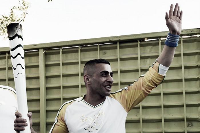 Ibrahim Al-Hussein: vitimado pela guerra, sírio carregará bandeira da delegação de refugiados na Rio 16
