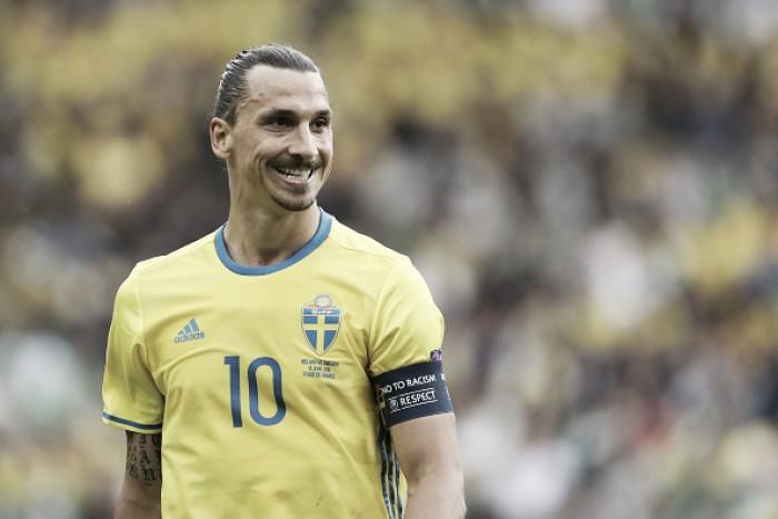 """Enigmático, Ibrahimovic descarta ex-clubes: """"Você nunca volta para um time onde já fez história"""""""