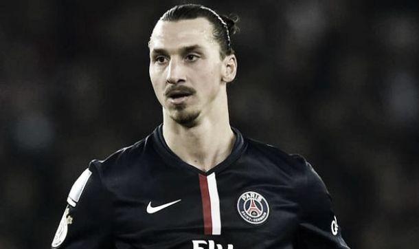 """Frenata Ibrahimovic: """"Al Psg sto bene, è un grande club e ho ancora un anno di contratto"""""""