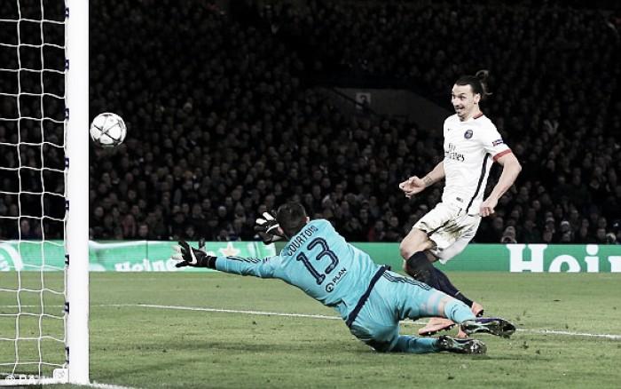 Chelsea (2) 1-2 (4) PSG: Ibrahimovic strikes sends Blues crashing out of Champions League