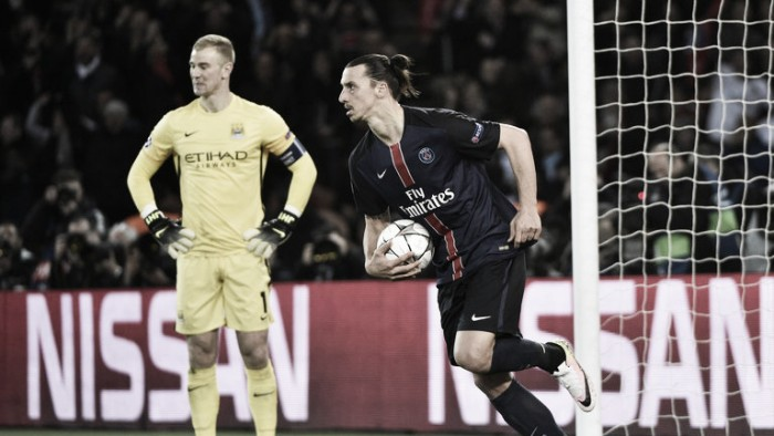 Report: Ibrahimovic interested in Manchester United move if van Gaal departs