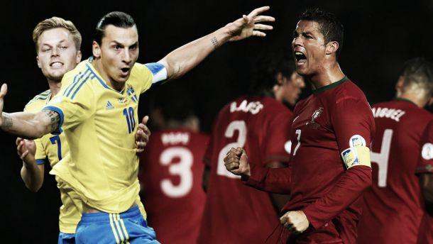 Portugal - Suecia: El último tren para Brasil 2014 pasa por Lisboa