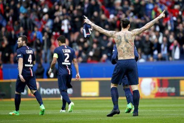 Resumen de la Jornada 25 de Ligue 1