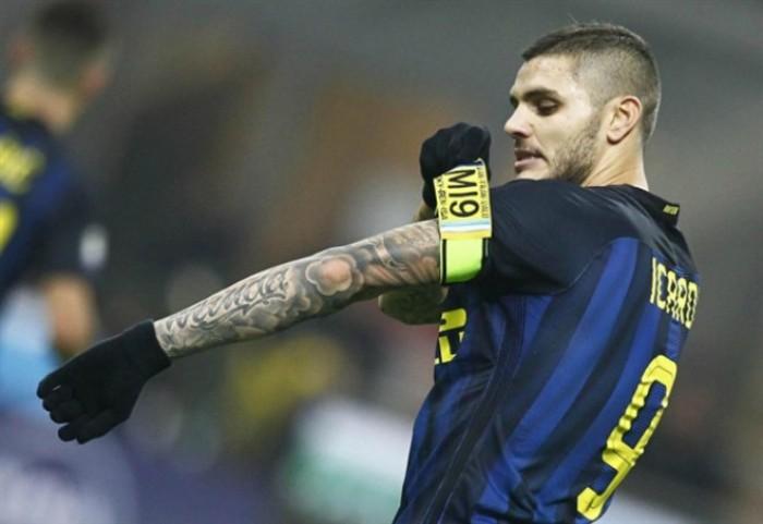 Inter, Icardi suona la carica: