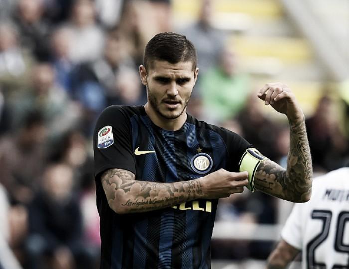 Internazionale decide manter Icardi como capitão da equipe e atacante pede desculpas à torcida