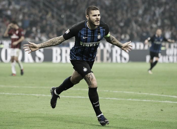 Mauro Icardi desfaz AC Milan com