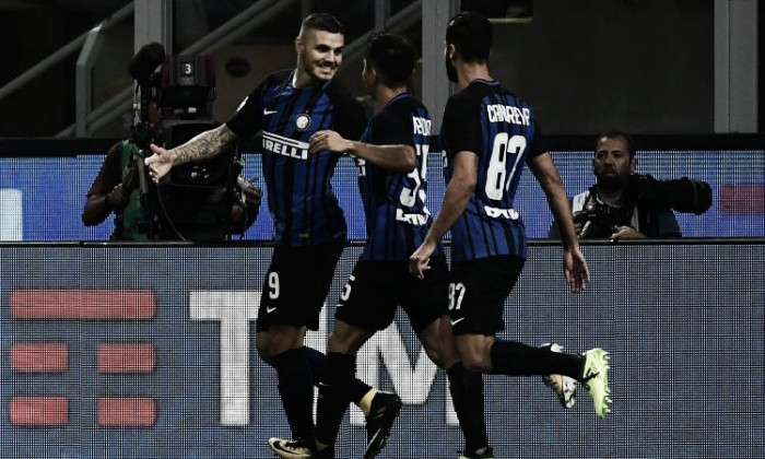 Inter, con la Roma la prima prova del nove