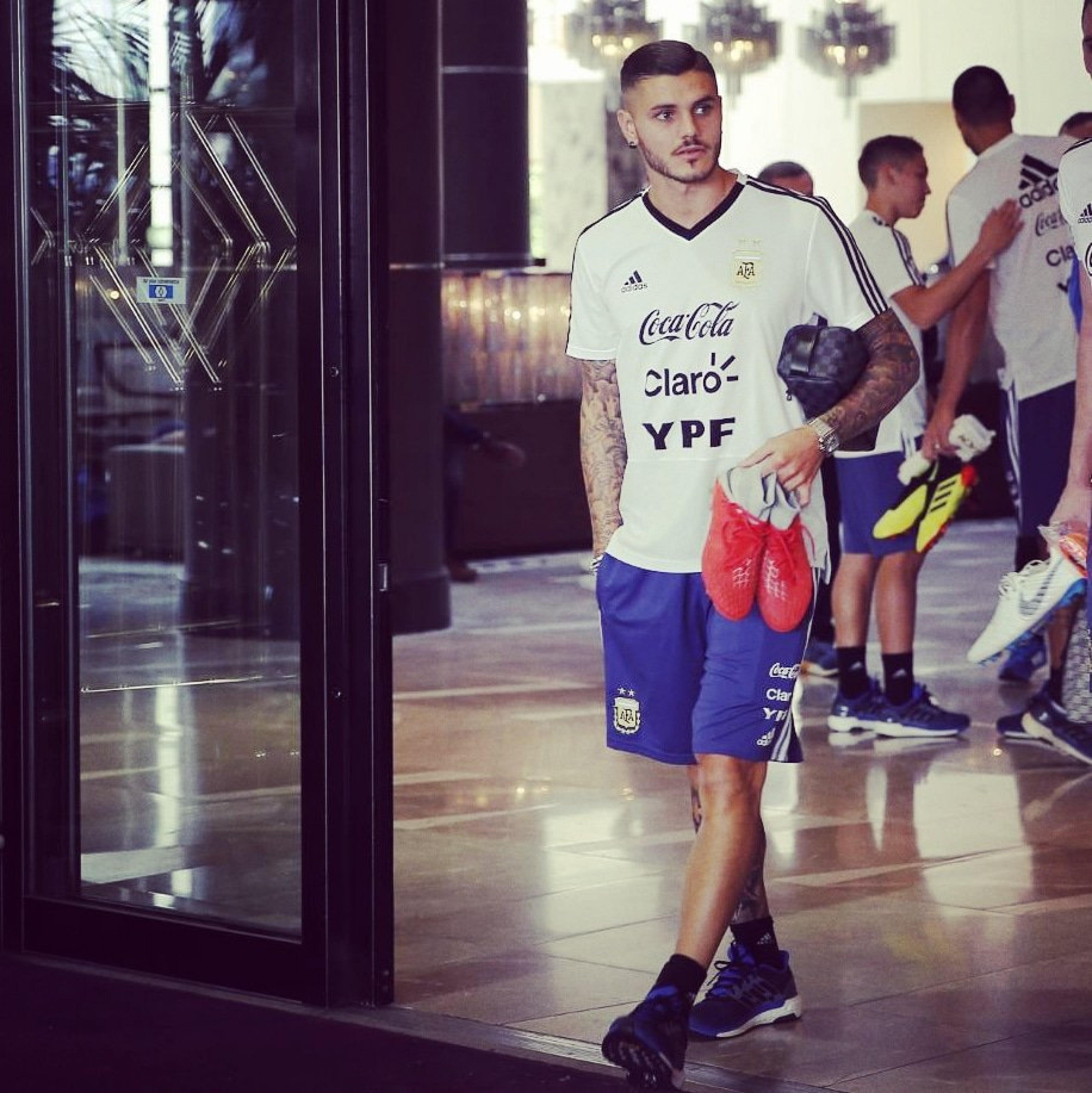Inter - Icardi, fra Nazionale, l'Inter e il suo rinnovo