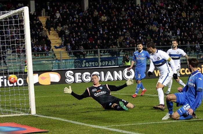 Risultato partita Empoli - Inter in diretta - LIVE 5^ giornata Serie A 2016/17 - Doppio Icardi!(0-2)