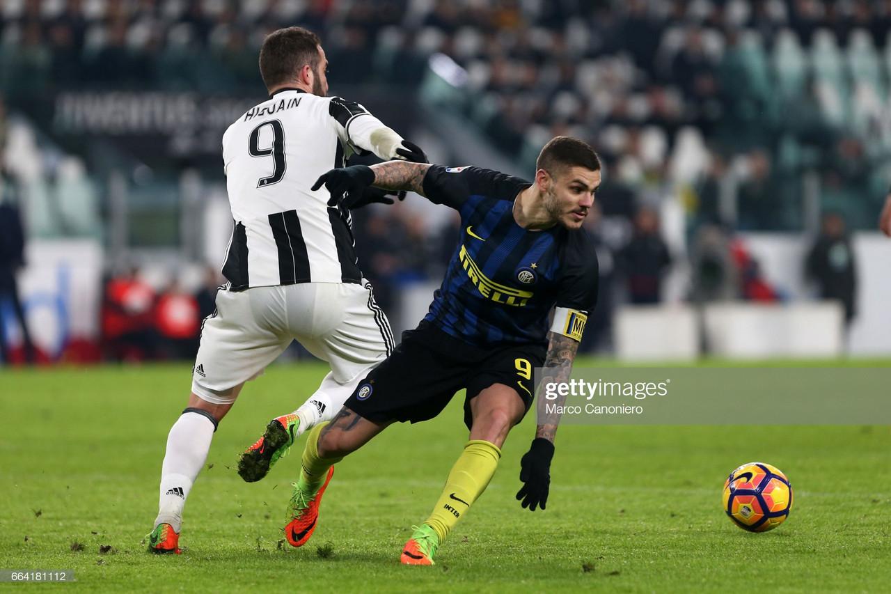 Icardi vs Higuain: Which striker makes more sense for Roma?