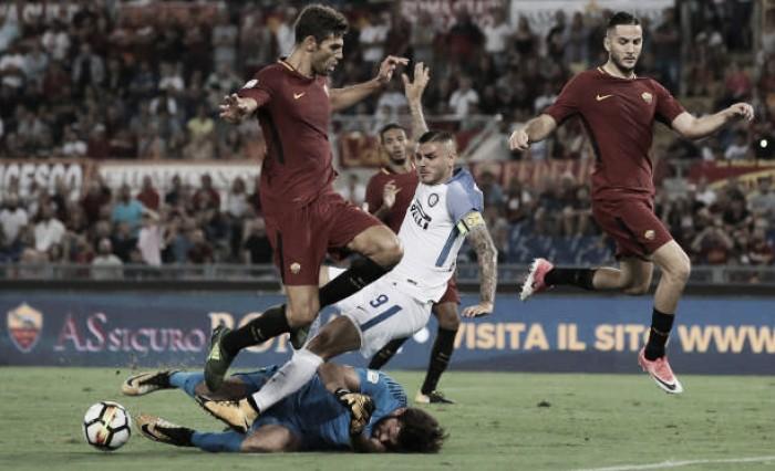 Tudo o que você precisa saber sobre Internazionale x Roma, pela 21ª rodada da Serie A