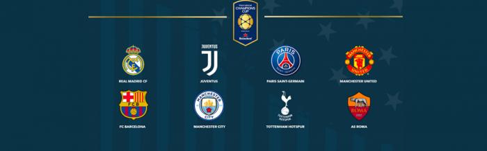 International Champions Cup - Le résumé des matchs de gala de cette nuit