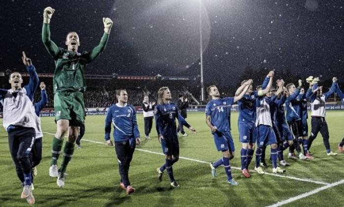 A caminho do Euro: a seleção islandesa