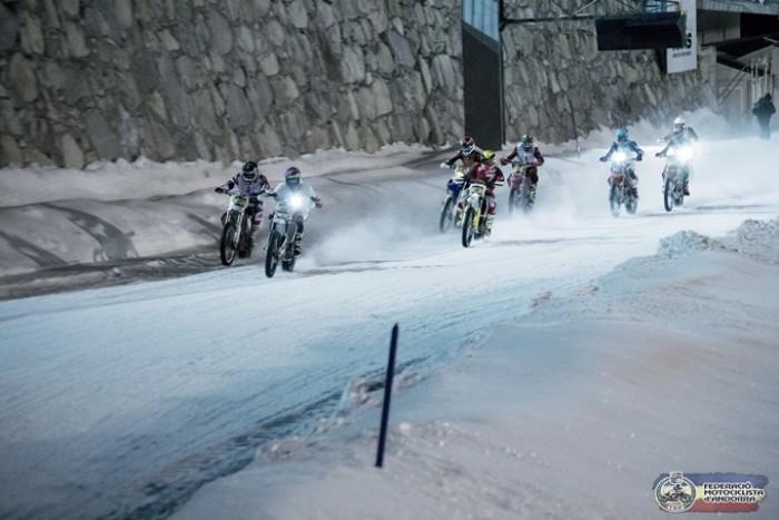Ferran Cardús mantiene el liderato en el ecuador de la Ice Gladiators
