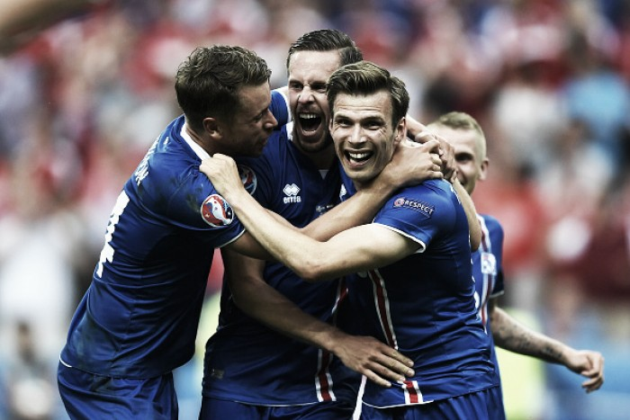 Iceland 2-1 Austria: Minnows eliminate mediocre Austria to set up England encounter