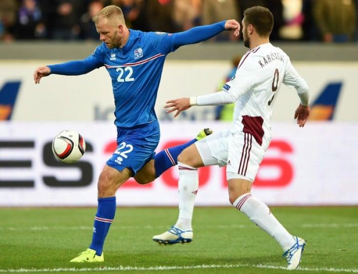 Islanda, i 23 per l'Europeo