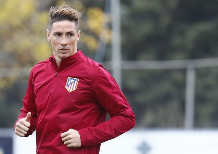 Torres se lesiona y no podrá jugar ante Osasuna