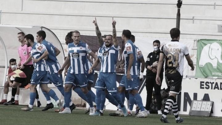 Previa RC Deportivo de La Coruña - Unionistas CF: a recuperar el camino perdido