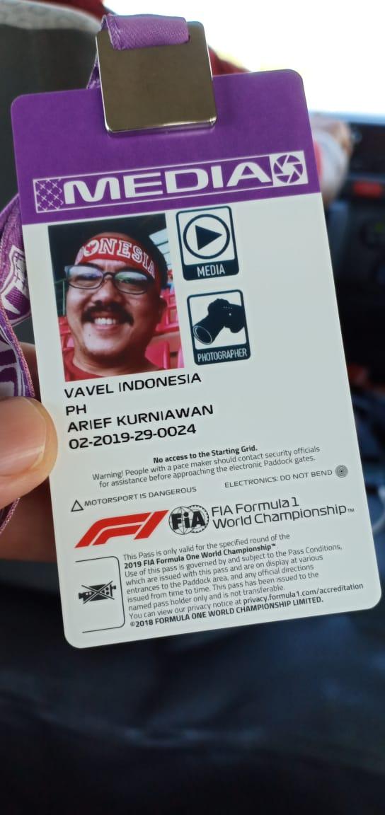 Enam Sorotan Pada Balapan F1 Di Bahrain