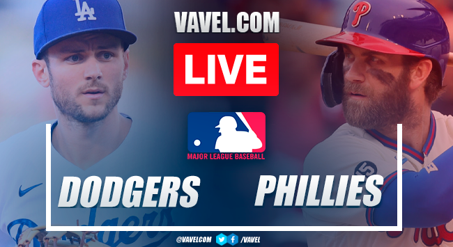 Runs and highlights: Los Angeles Dodgers 1-2 Philadelphia Phillies in 2021 MLB