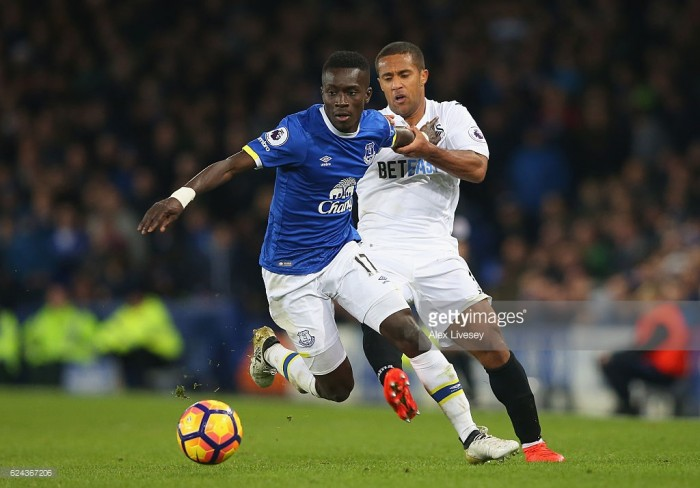 Idrissa Gueye wants to add goals to his game after making a bright start to his Everton career