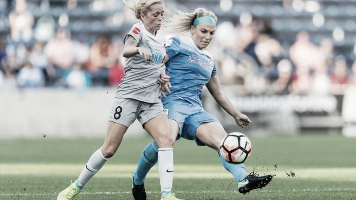 Chicago Red Stars come from behind to beat North Carolina Courage 2-1