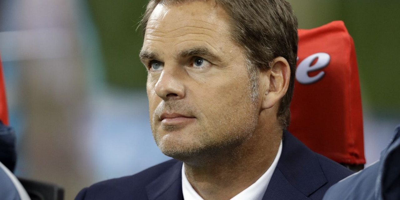 Atlanta United FC name Frank de Boer as their new head coach