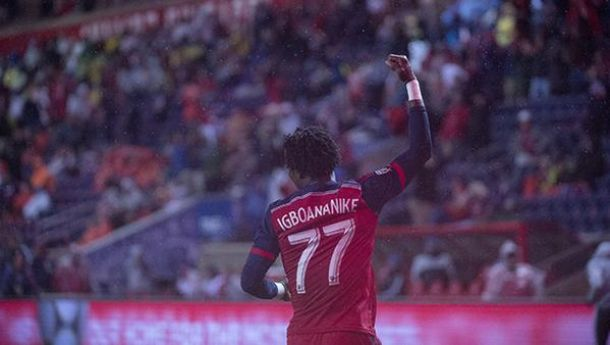 Chicago Fire 3-0 Montreal Impact: Complete Performance From Chicago Sees Them Blow Away Montreal In Windy City