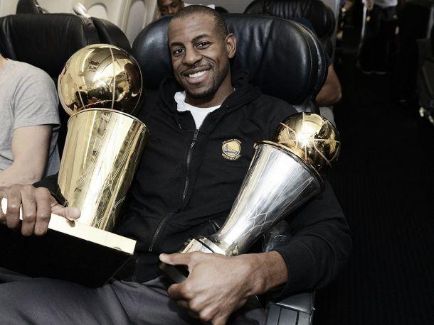 Andre Iguodala, l'Mvp inatteso che ha deciso le sorti di Golden State